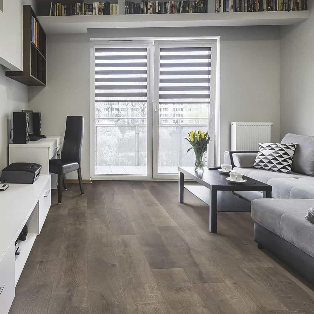 hình minh họa về sàn gỗ janmi