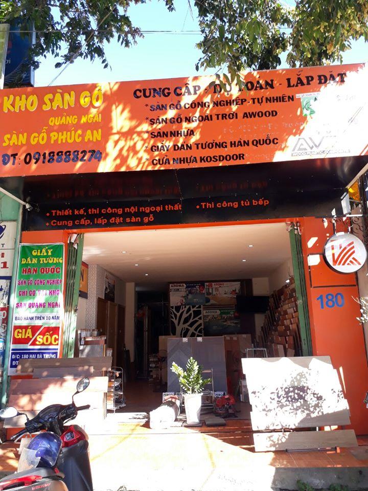 Hình ảnh cửa hàng Sàn gỗ Phúc An