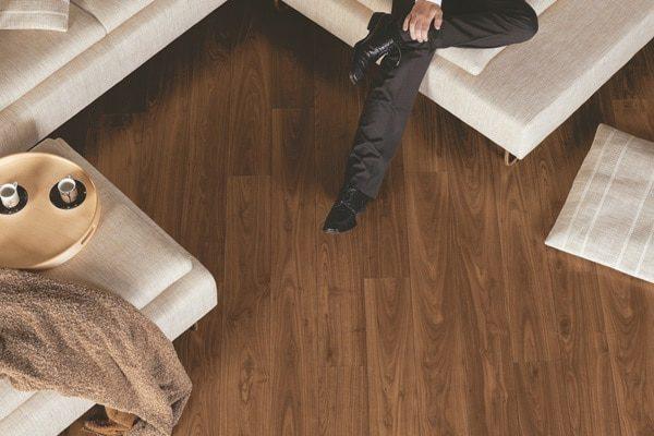Sàn gỗ tại Showroom Sàn Gỗ Không Gian Đẹp