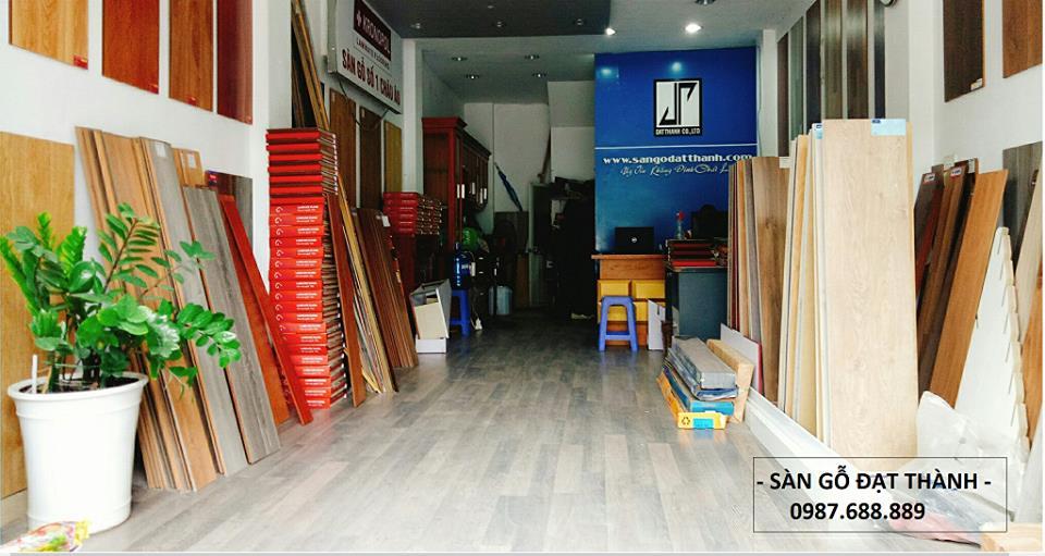 Sàn gỗ Đạt Thành tại Bắc Ninh
