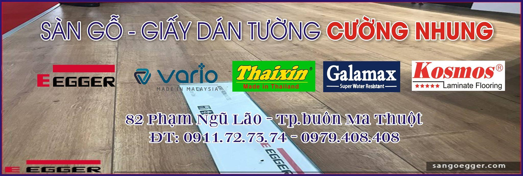 Sàn Gỗ Cường Nhung tại Đắk Lắk