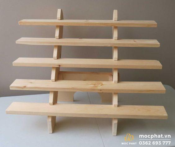 mặt gỗ cầu thang
