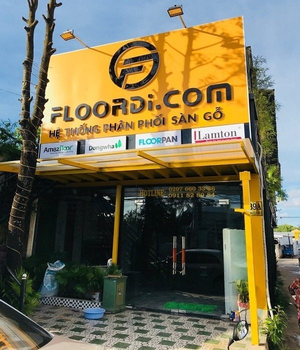 Showroom Floordi Quận 12