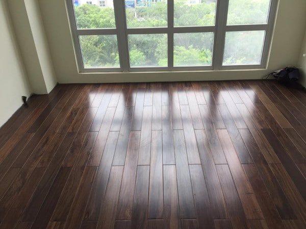 Sàn gỗ Hồng Huân tại Mỹ Tho
