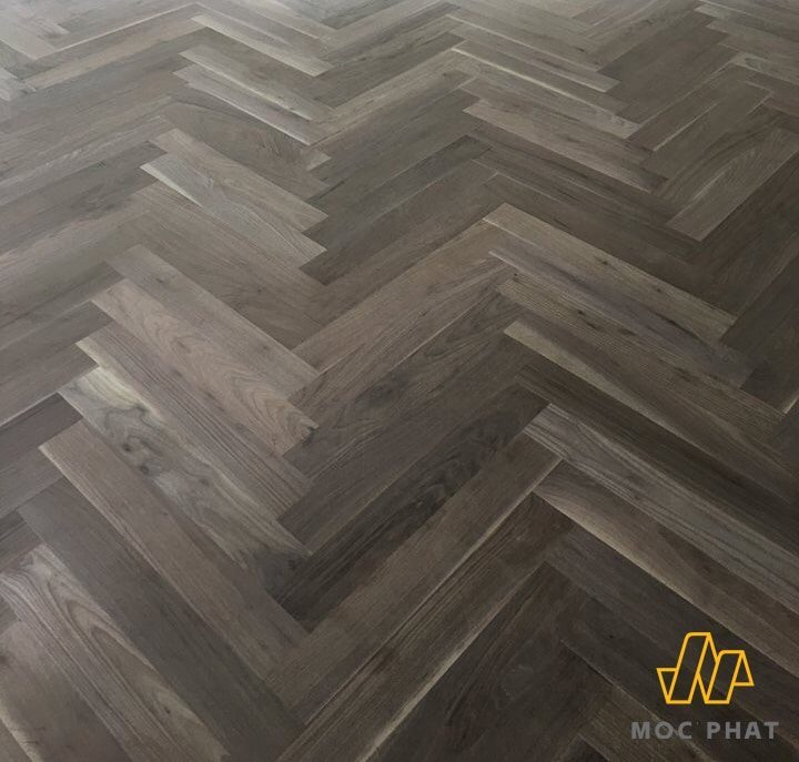 Sàn gỗ tự nhiên Walnut được phủ qua dầu Osmo