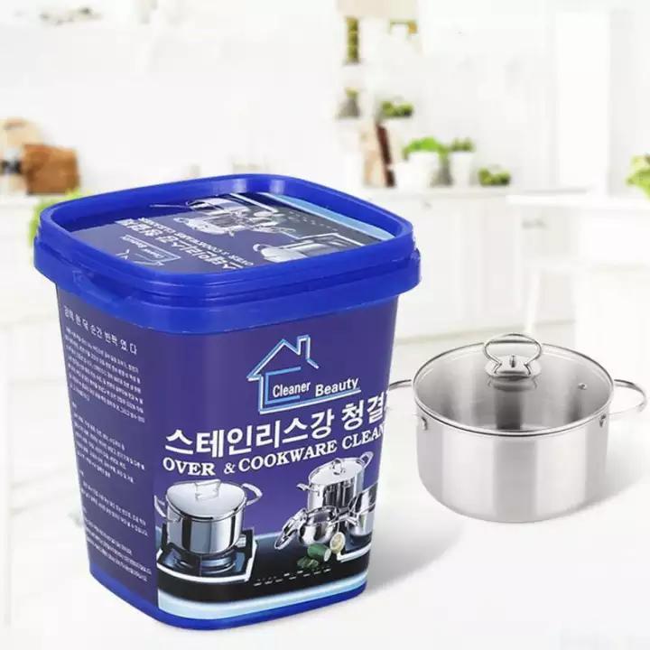 Bột cọ rửa có tác dụng tẩy vết nước chè hiệu quả cao