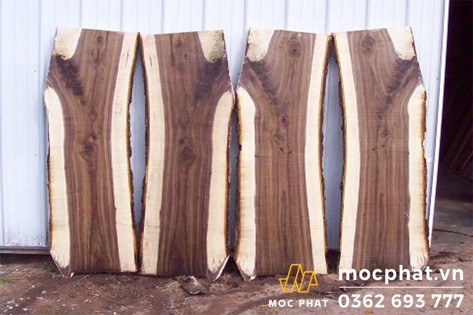 gỗ óc chó loại 2 3