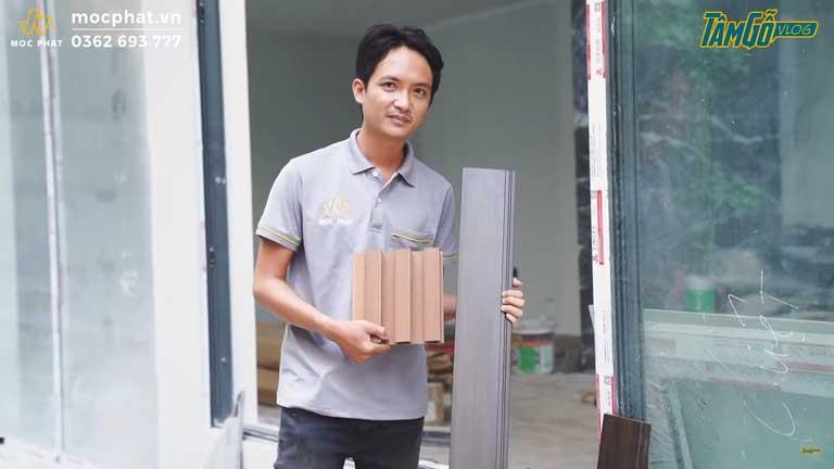 thợ thi công sàn gỗ