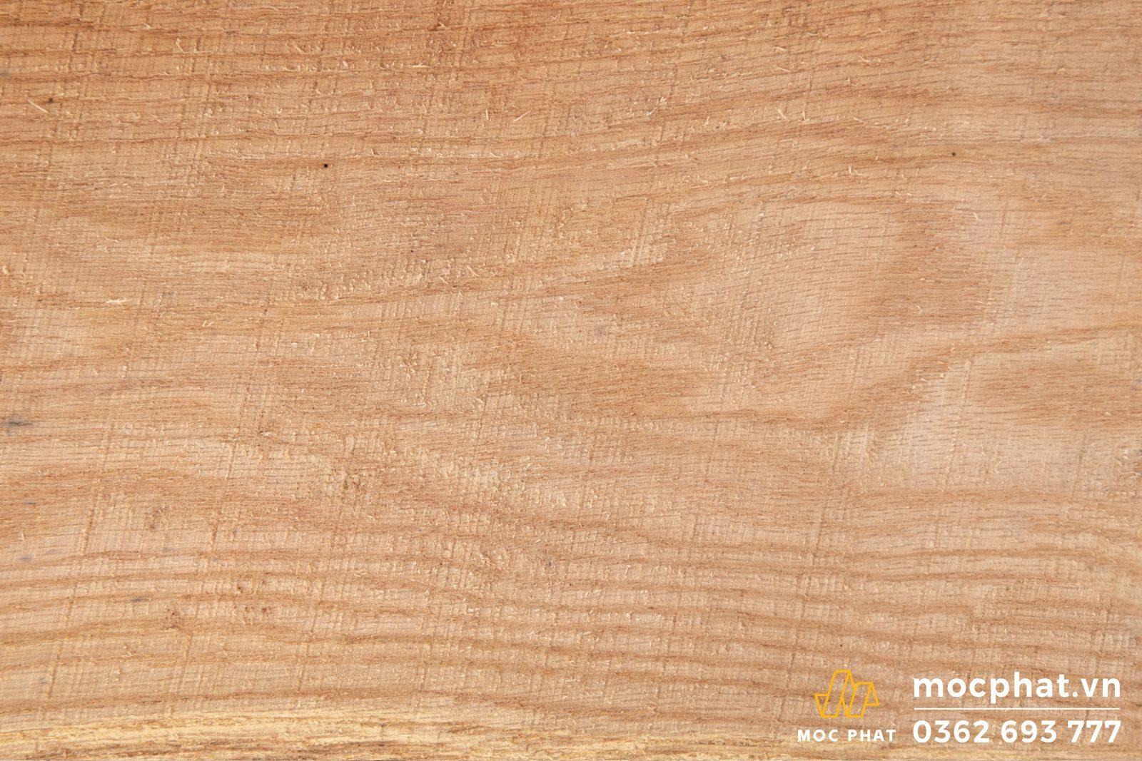 gỗ sồi đỏ