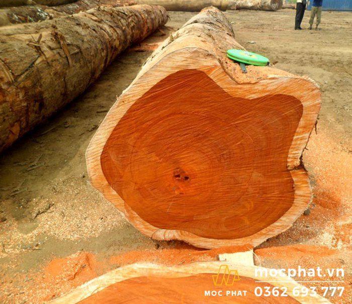 lõi gỗ teak