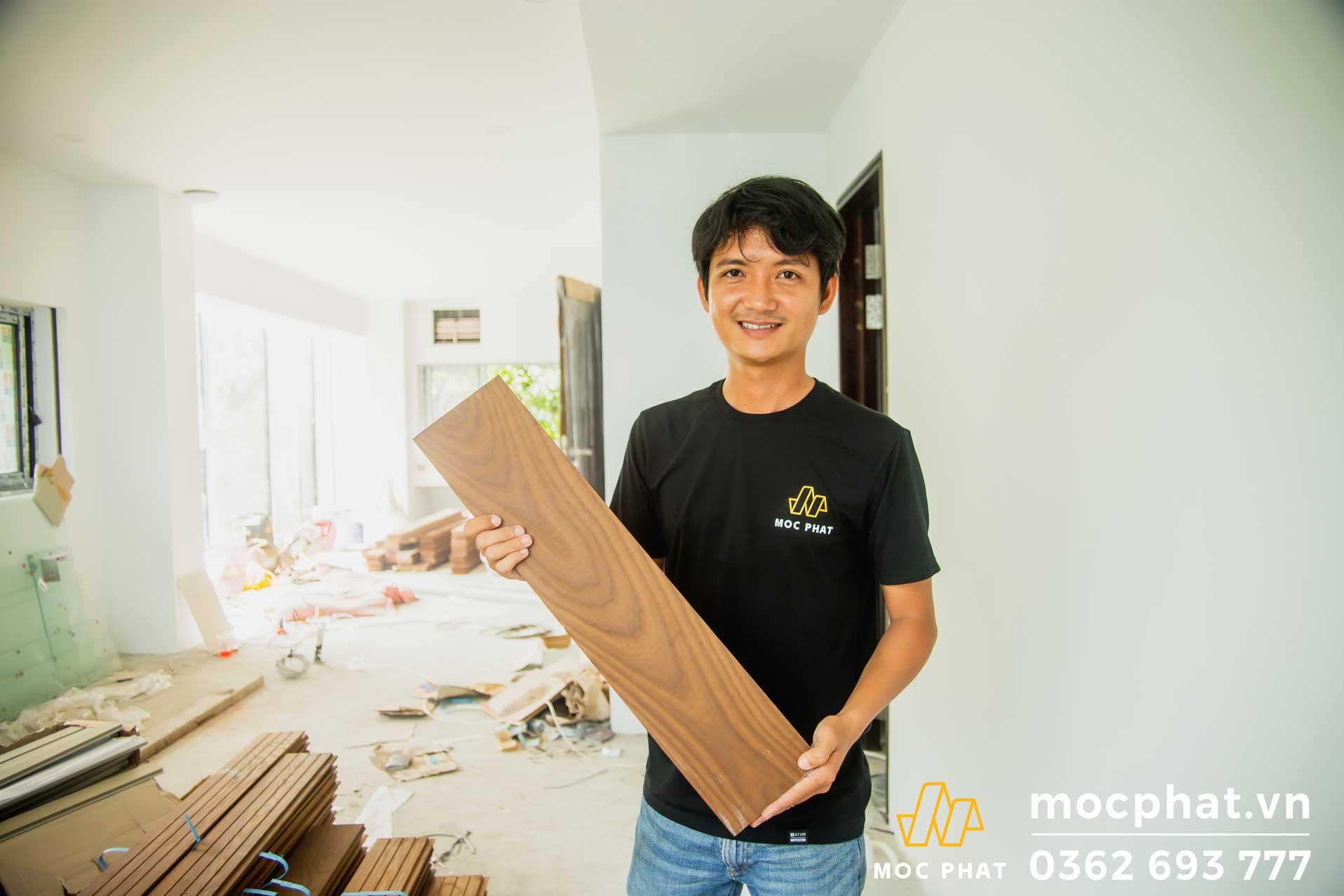 giới thiệu sàn gỗ
