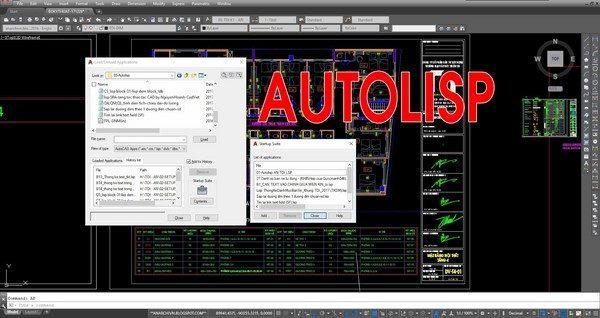 Autolisp là gì