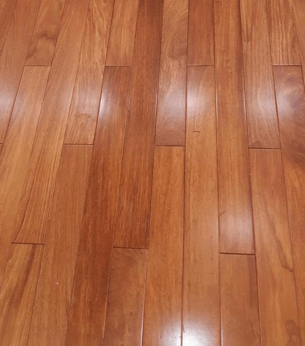 Hình ảnh Sàn gỗ đỏ