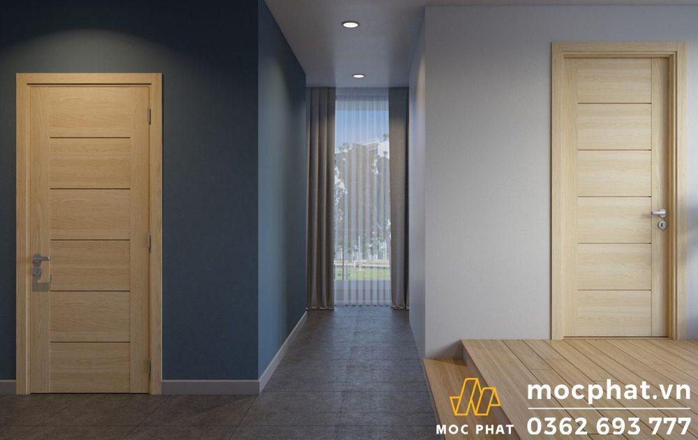 cửa gỗ sồi