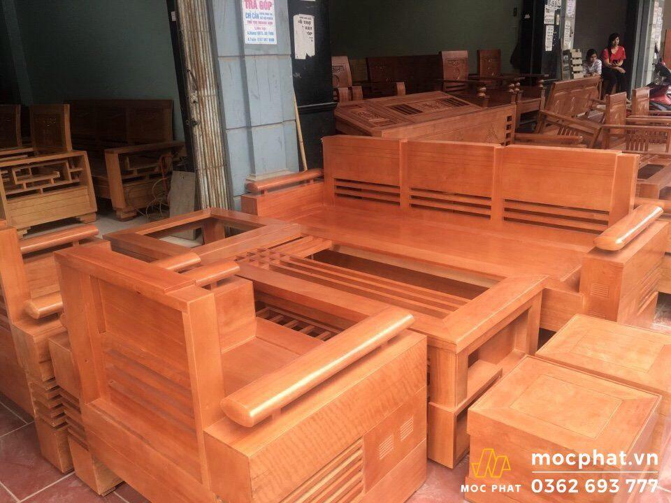 bàn ghế gỗ đinh hương