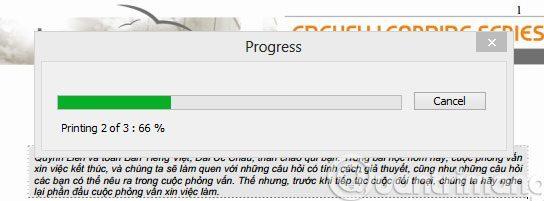 Các bước cắt một phần file PDF