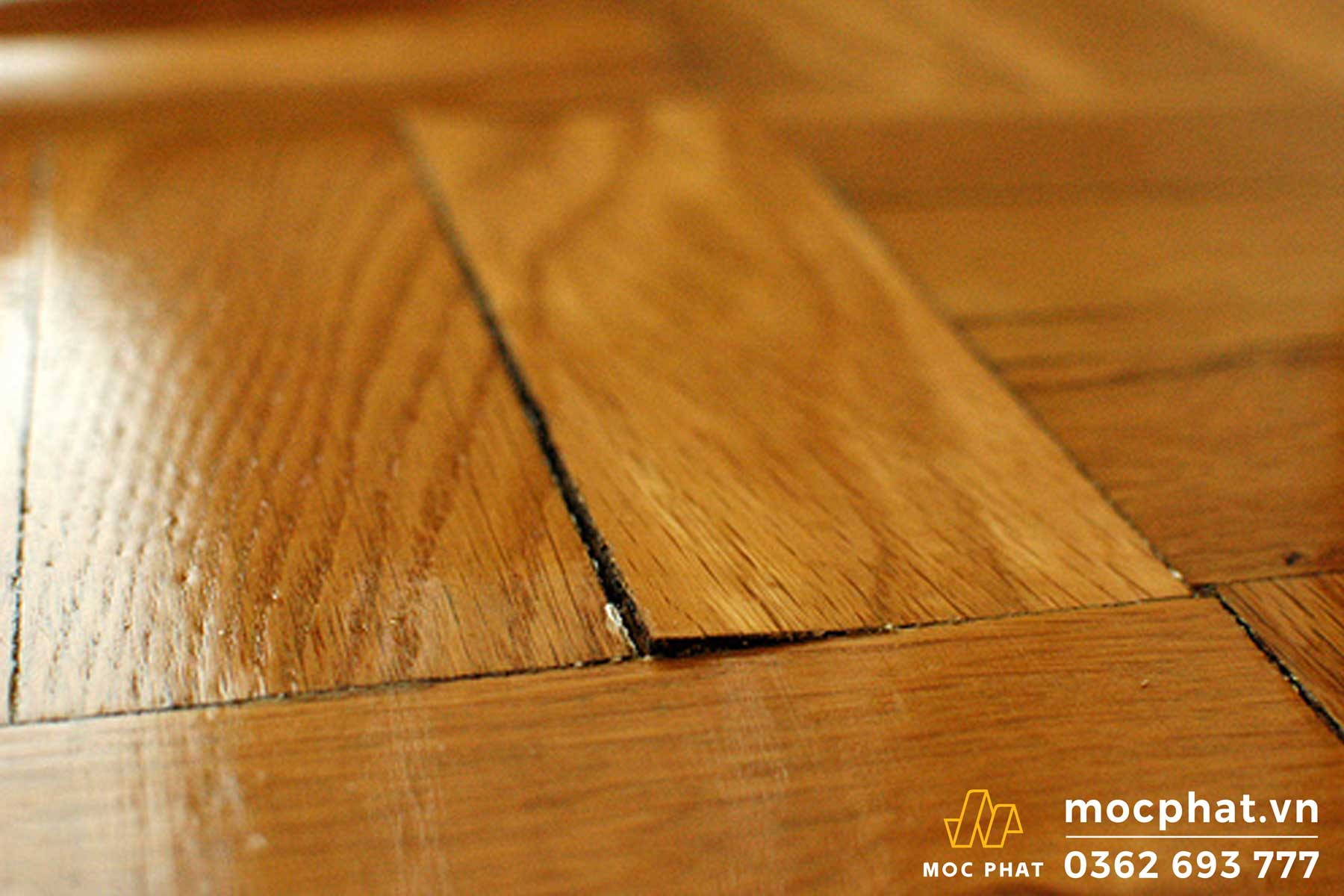 Nguyên nhân sâu xa khiến sàn gỗ bị cong vênh