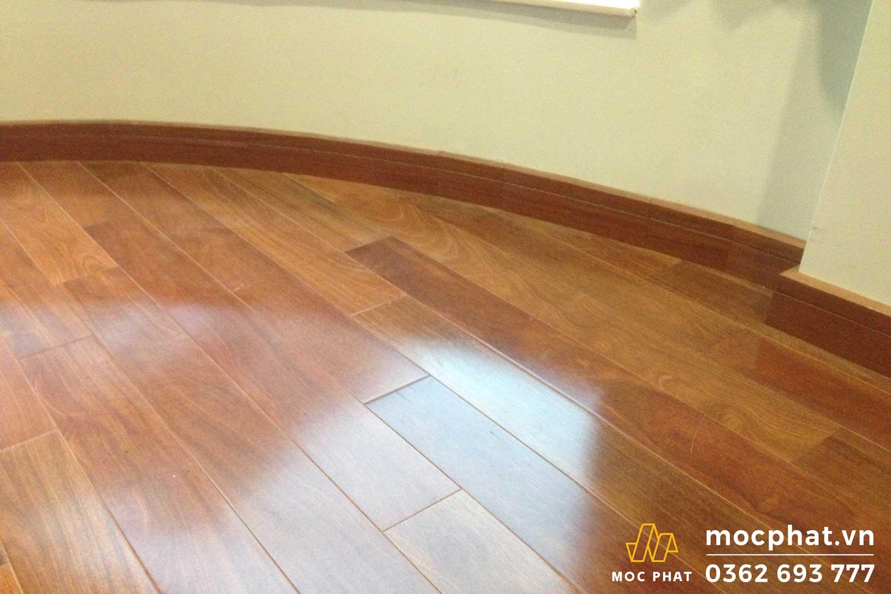 Cách đánh bóng sàn gỗ đơn giản, hiệu quả