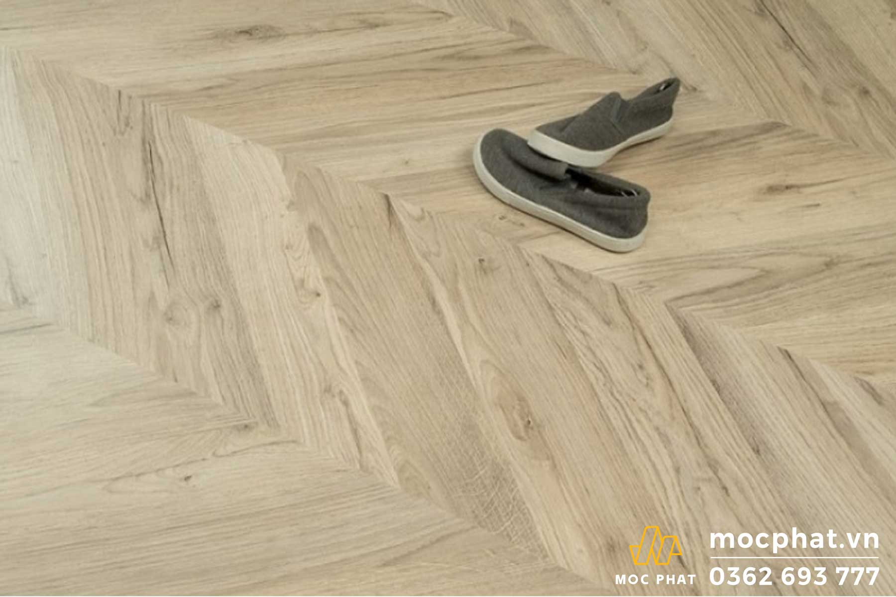 Sàn gỗ MDF phủ laminate