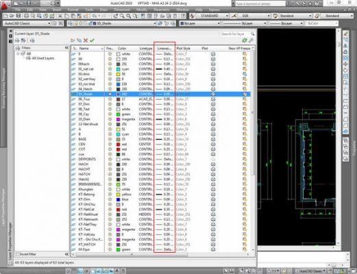 Chuyển file DWG sang PDF với thao tác in File