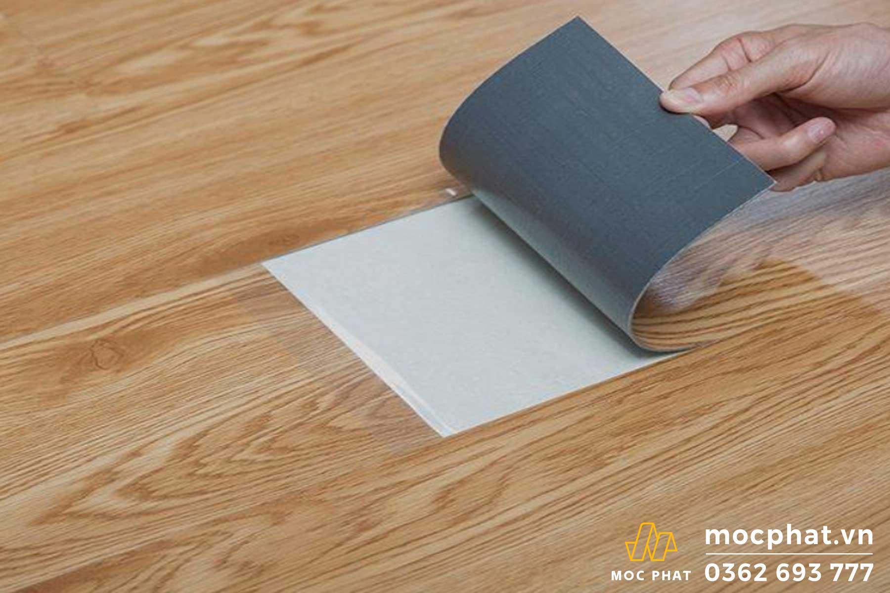 Sàn PVC