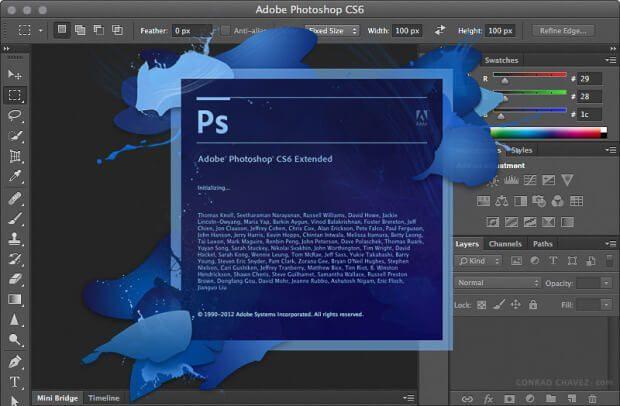 Phần mềm thiết kế Adobe Photoshop