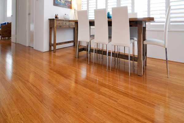 Sàn gỗ tre đẹp ở HCM
