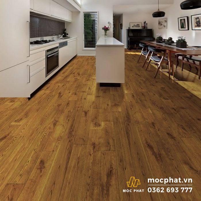 Sàn gỗ Sao Đen - sàn gỗ tự nhiên chịu nước