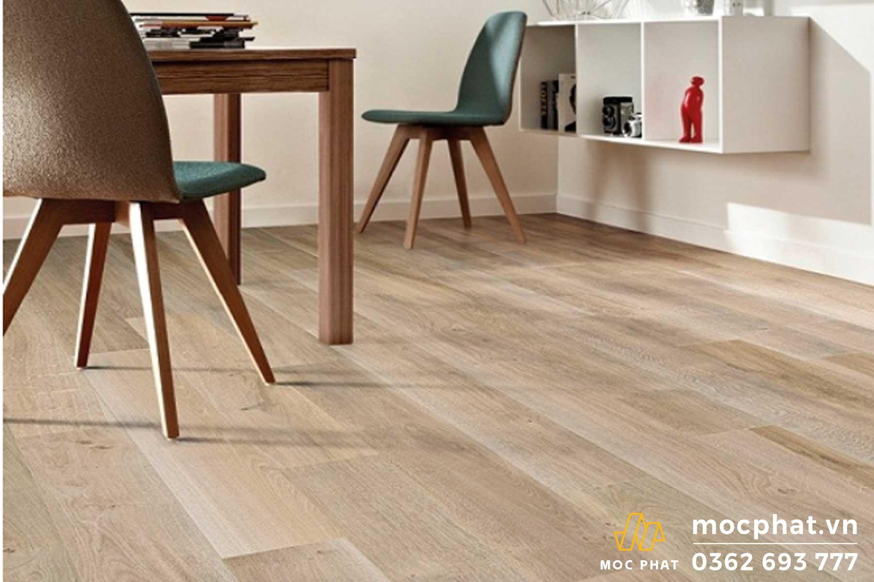 Những cách phối hợp màu sàn gỗ và màu sơn tường bạn cần biết - cách lựa chọn màu sắc sàn gỗ