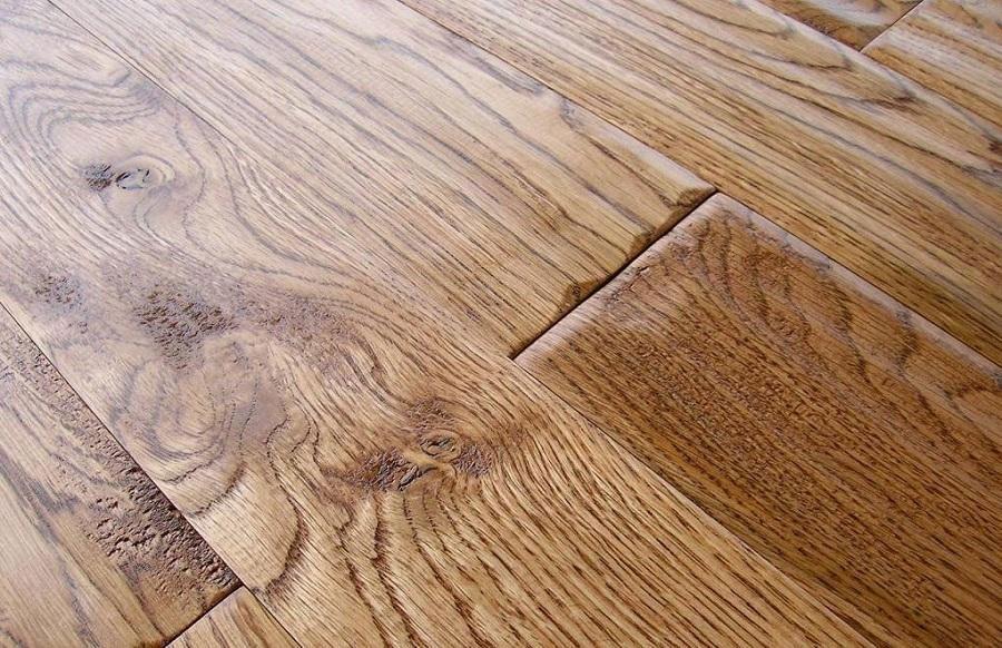 Hình ảnh sàn gỗ bị hở hèm