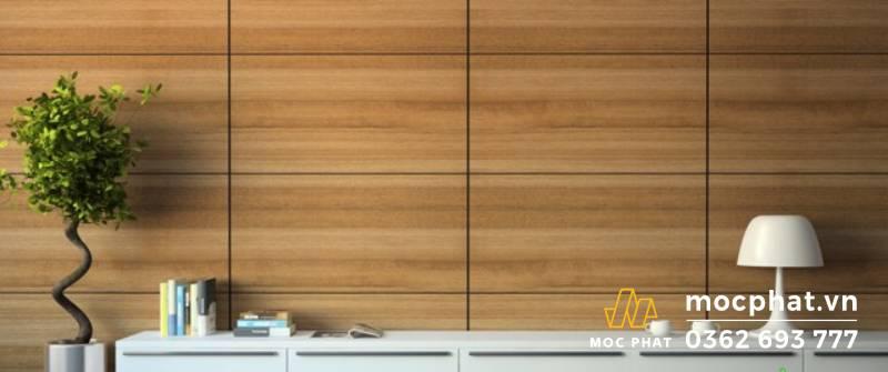 Loại gỗ nhựa PVC ép melanin