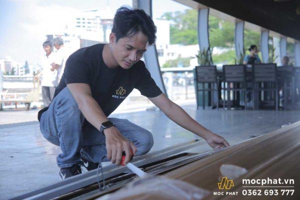 Mộc Phát – đơn vị thi công sàn gỗ nhựa composite