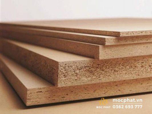 Ván MDF được sử dụng trong nội thất gỗ công nghiệp