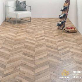 Sàn gỗ sang trọng, hiện đại