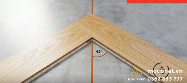 Lát sàn gỗ xương cá