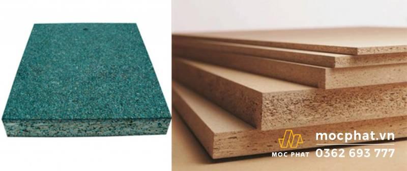 Hình ảnh gỗ MFC