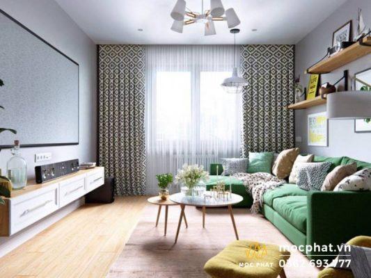 Cách tạo không gian xanh cho ngôi nhà