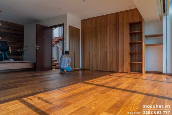Thanh lý sàn gỗ tự nhiên trên toàn quốc