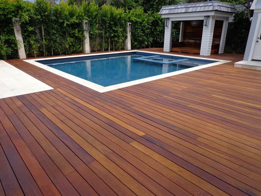 Sàn gỗ Teak tự nhiên
