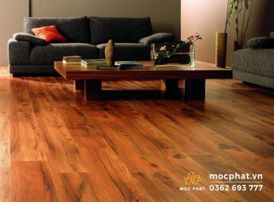 Tuổi thọ của sàn gỗ tự nhiên phụ thuộc vào nhiều yếu tố
