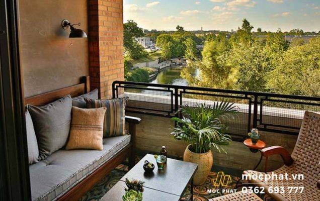 Ứng dụng của terrace vào quán café sân thượng