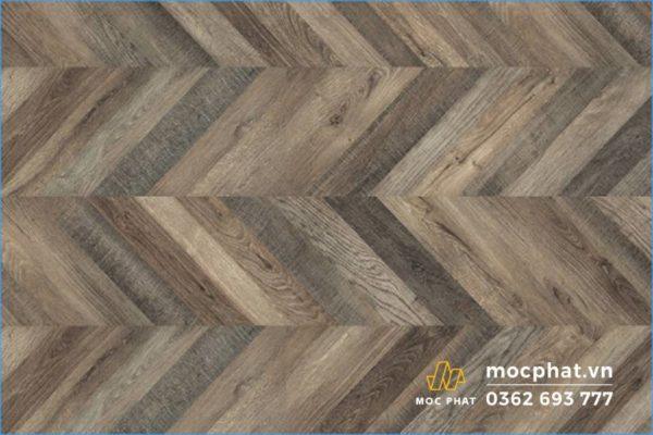Hình ảnh sàn gỗ kiểu xương cá