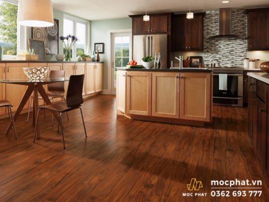 Sàn gỗ công nghiệp MDF
