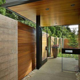 ốp tường gỗ công nghiệp