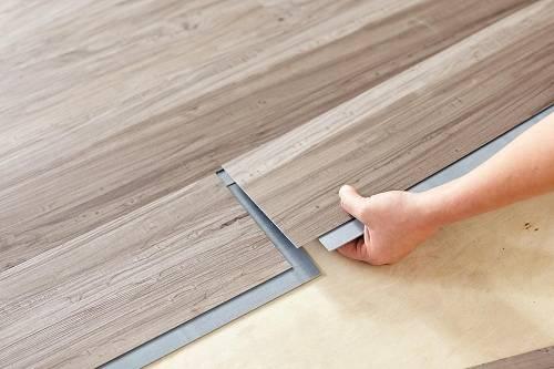 Sàn gỗ nhựa giả gỗ