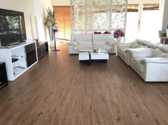Sàn gỗ nhựa PVC