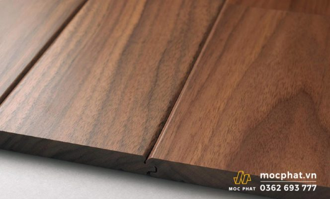 Sàn gỗ tần bì biến tính