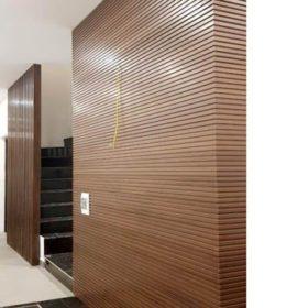 Tấm gỗ nhựa ốp tường composite