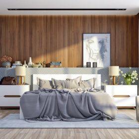 Tấm gỗ nhựa ốp tường