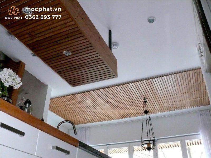 Chuẩn bị loại gỗ phù hợp